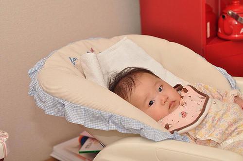 生後4か月 赤ちゃん