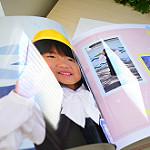 入学式 フォトブック 写真