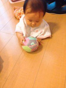 生後7ヵ月赤ちゃん