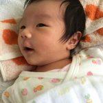 赤ちゃん生後1か月