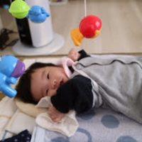 ゆかりさん赤ちゃん3か月