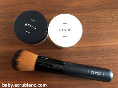ETVOS ミネラルファンデーション